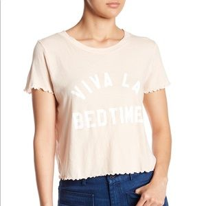 Viva La Bedtime Crop Top